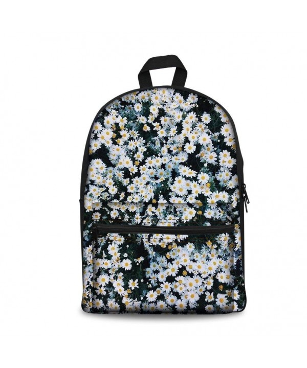 Coloranimal Fashion Canvas Backpack Bookbags