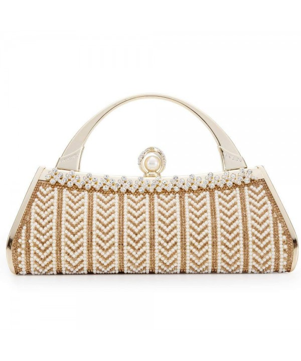 Evening Wedding Handbag Rhinestones Artifical