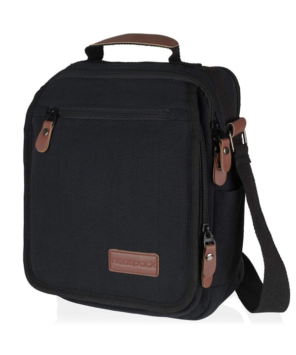 Vertical Messenger Antitheft Crossbody NeatPack