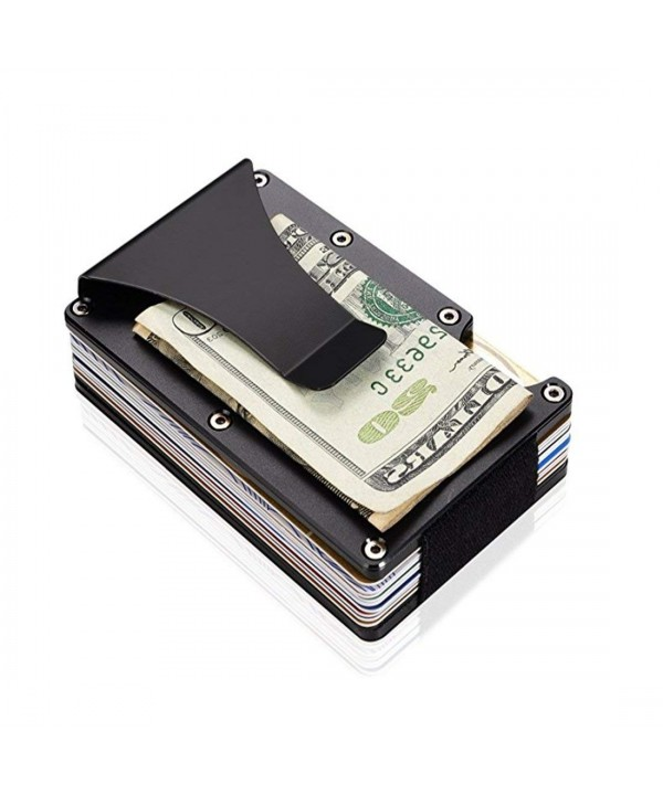 Carbon fiber Credit holder metal
