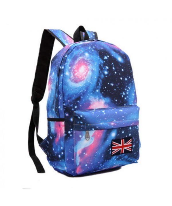 Aza Boutique Unisex Galaxy Backpack