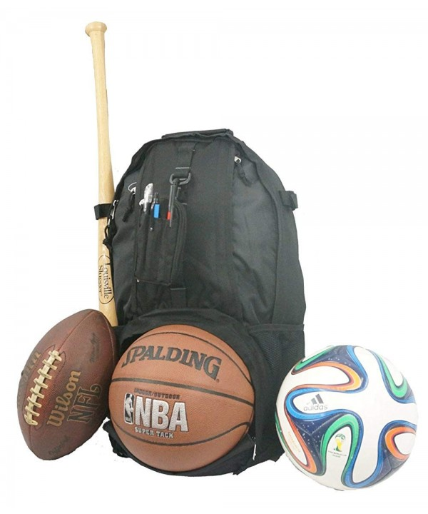 Baseball Backpack Basketball Football Compartment