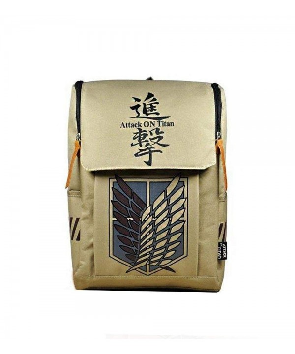Capacity Attack Backpack Canvas Rucksack