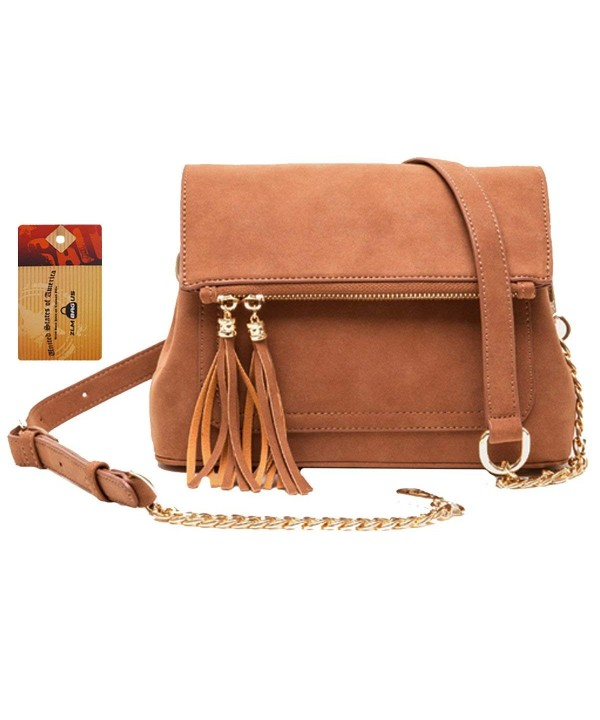 ZLMBAGUS Fashion Envelope Shoulder Crossbody