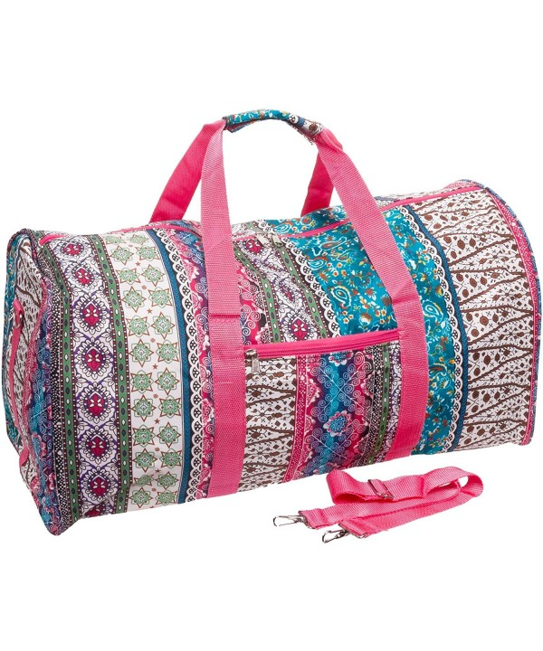 BOHO Travel Gym Cheer Duffel