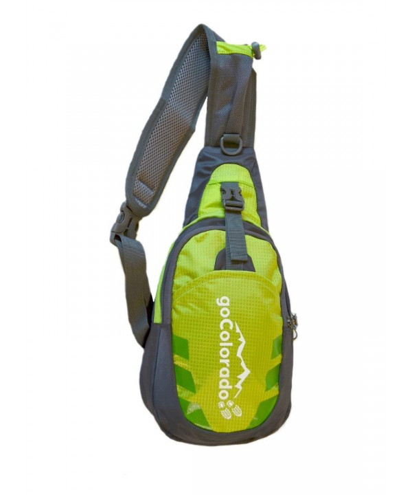 goCOLORADO Backpack Crossbody Shoulder Daypack