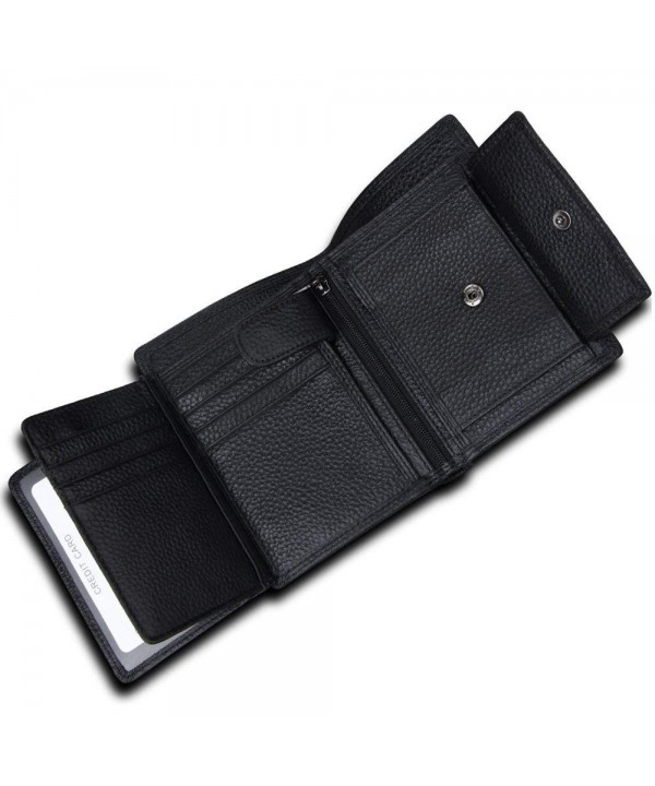 Wallet Gazigo RFID Blocking Black127