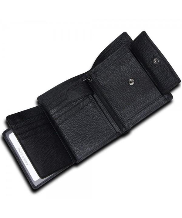 Wallet Gazigo RFID Blocking Black127