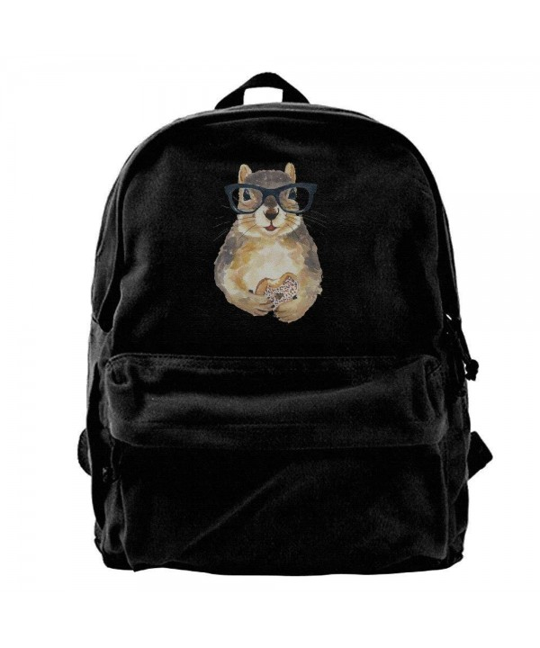 Squirrel Backpack Rucksack Knapsack Shoulder