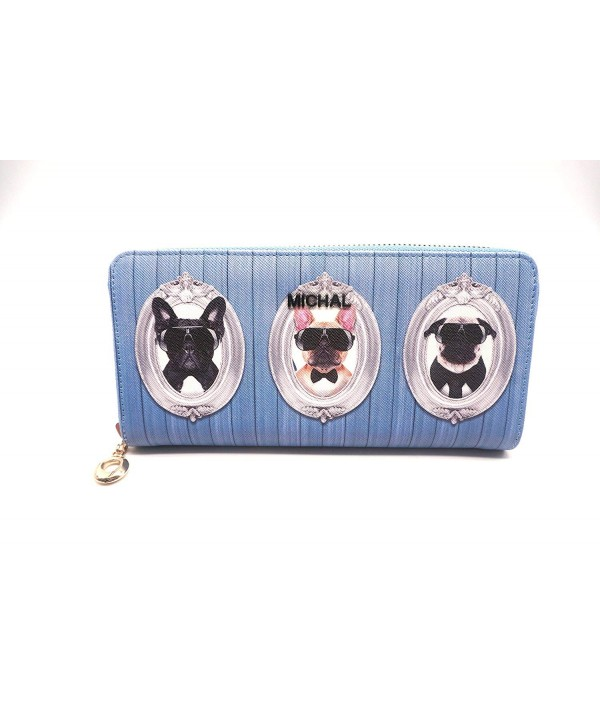 Women RFID Blocking Bi fold Wallet