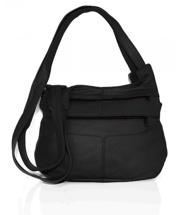 Genuine Mexican Leather Crossbody handbag