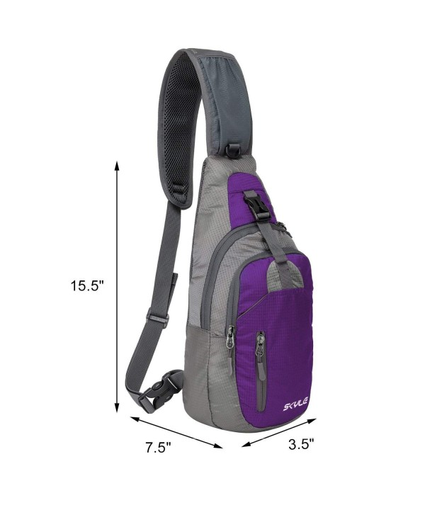 SKYLE Backpack Shoulder Unbalance Crossbody