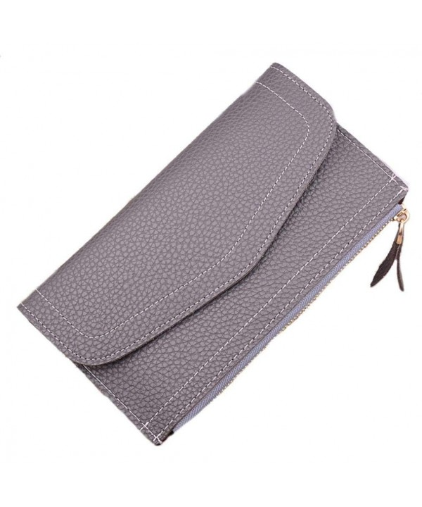 Lavany Fashion Leather Wallet Zipper