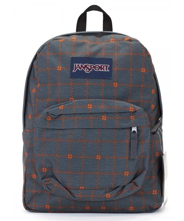 Jansport Superbreak Backpack shady grey