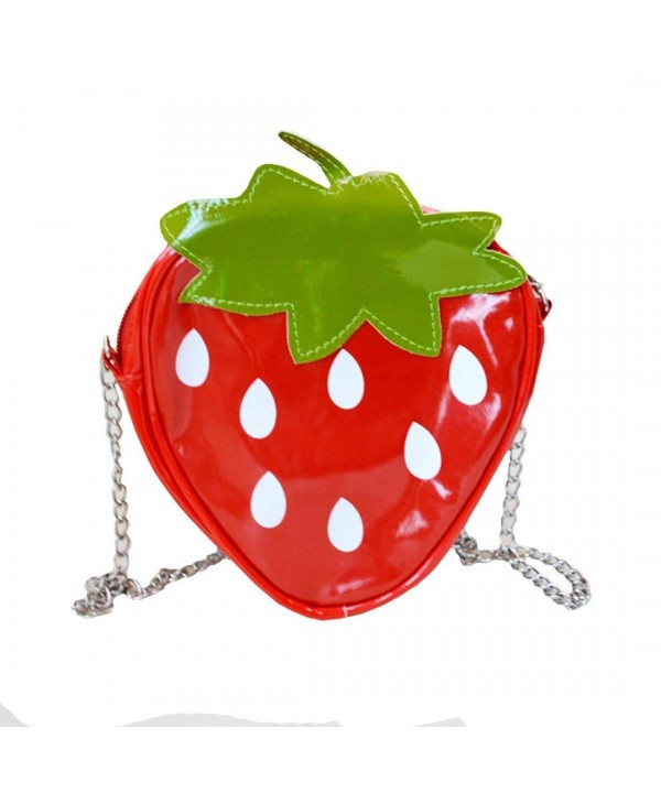 Mily Messenger Summer Handbag Strawberry