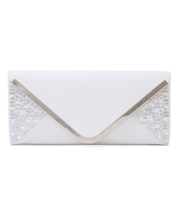 Damara Glitter Paillette Clutch Evening