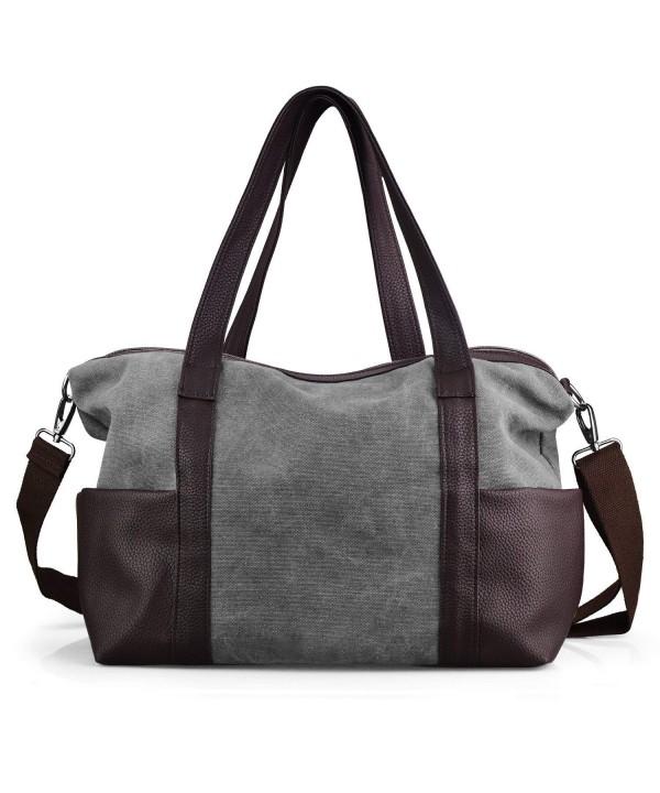 Canvas Handbags JuguHoovi Crossbody Shoulder