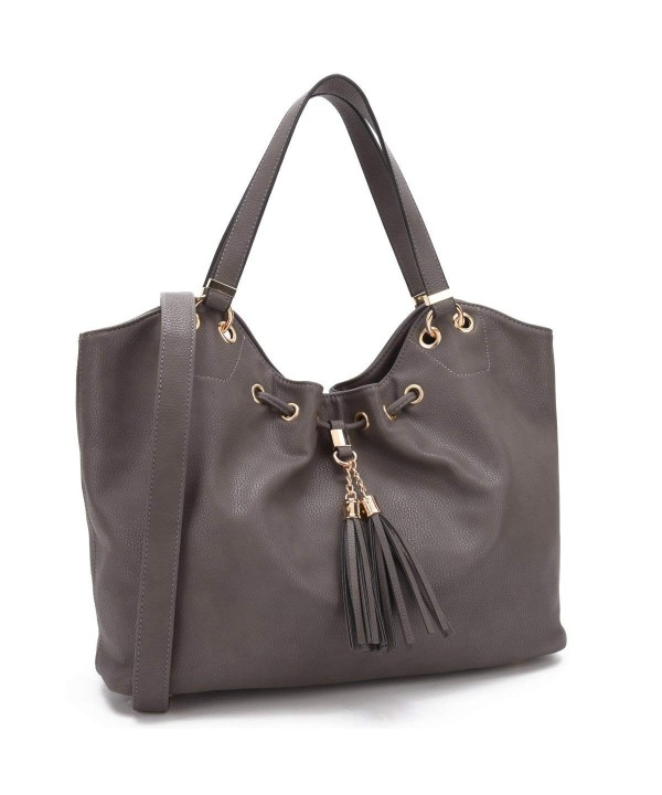 Leather Shoulder Handbag Satchel Lightweight
