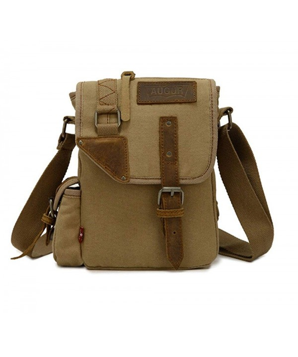 Bronze Times Canvas Shoulder Crossbody