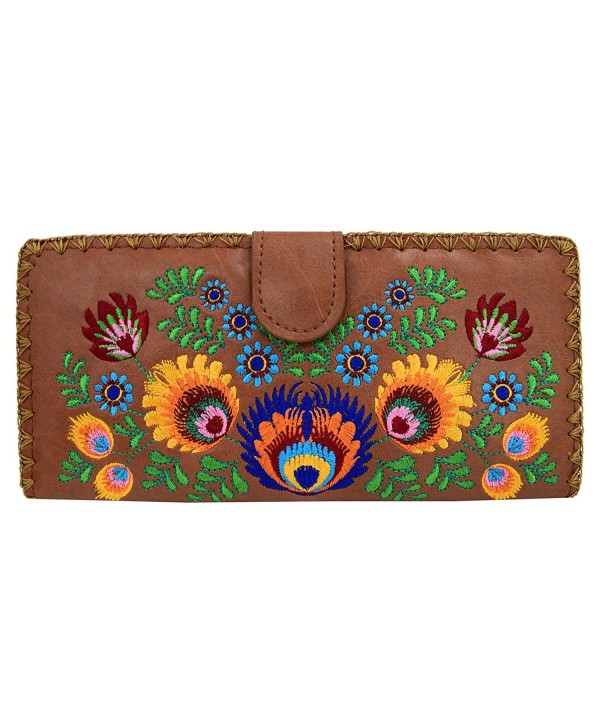 Lavishy Colorful Bohemian Embroidered Beautiful
