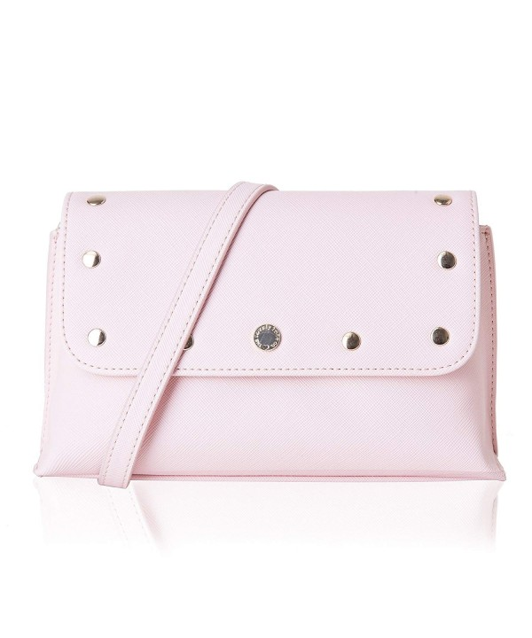 Lovely Tote Co Studded Crossbody
