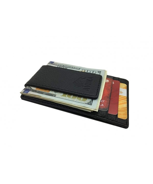 RFID Blocking Bifold Handmade Wallet