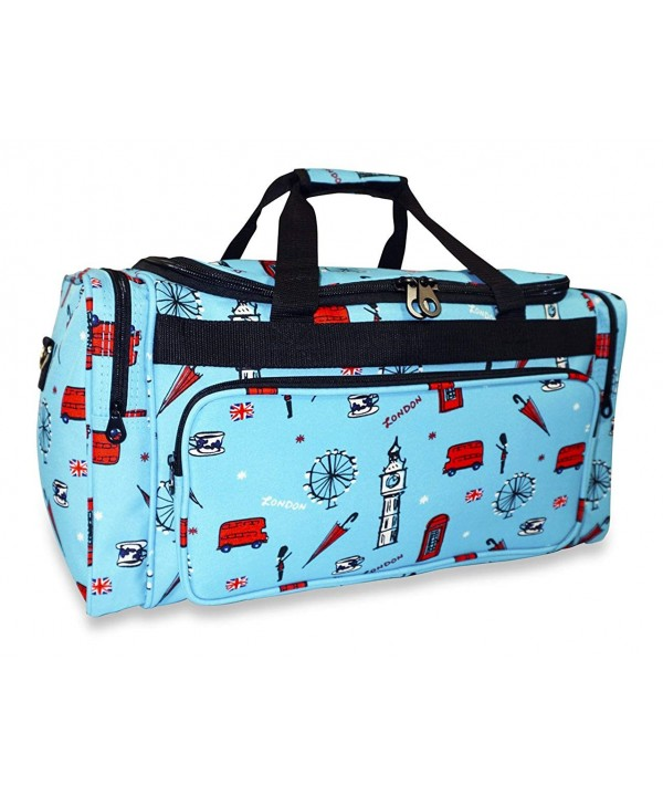 Ever Moda Inch Duffel London