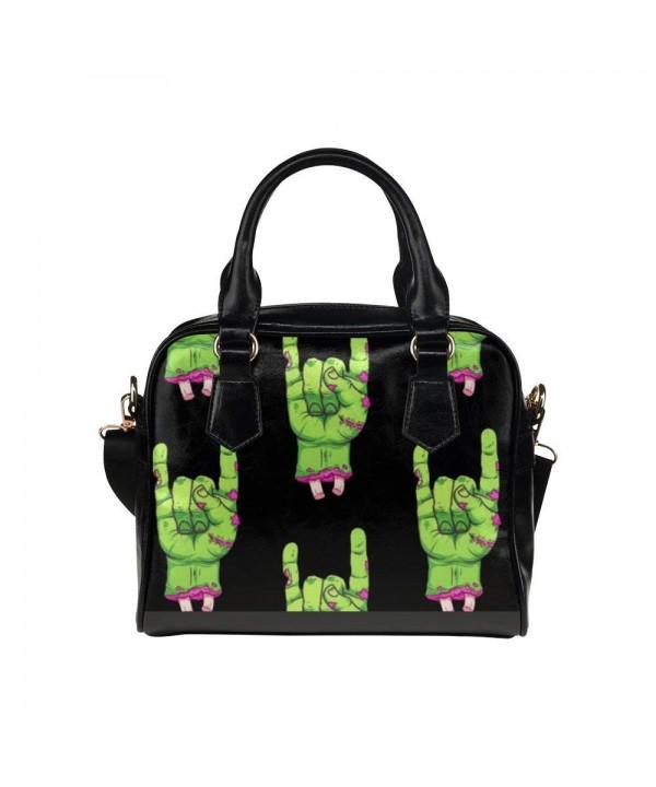 LEINTEREST Zombie Halloween Handbag Shoulder
