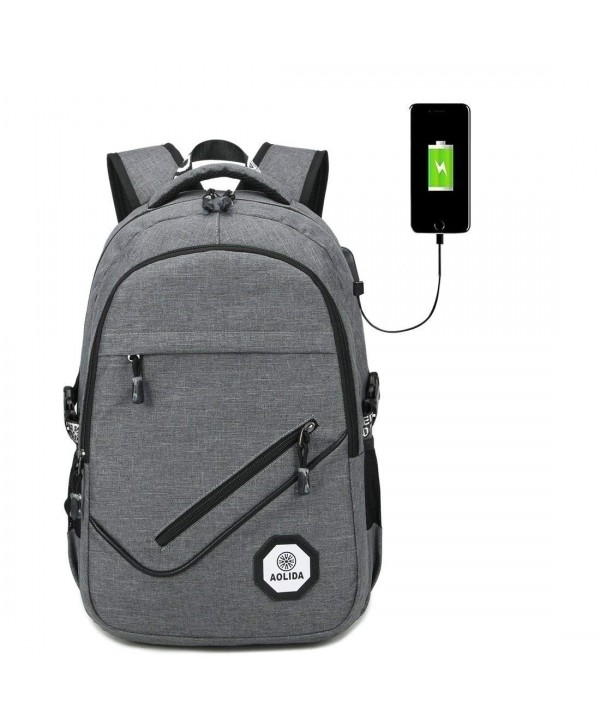 Business Backpack Charging Resistant Lightweight