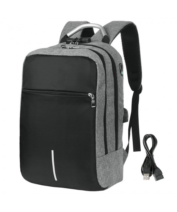 Vbiger Laptop Backpack Antitheft Business