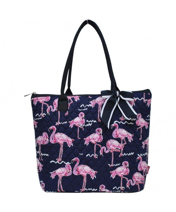 Quilted Cotton Medium Collection Flamingo