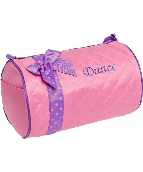 Silver Lilly Girls Dance Bag