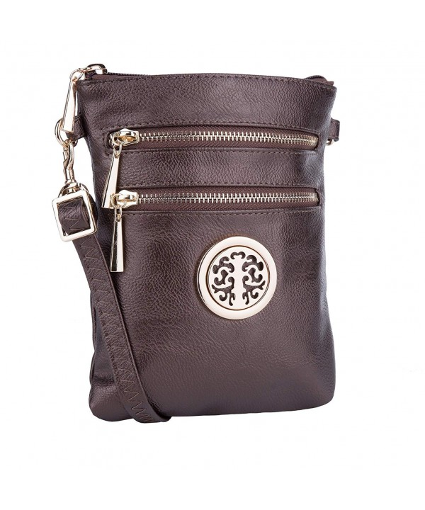 Mia K Farrow Collection Crossbody