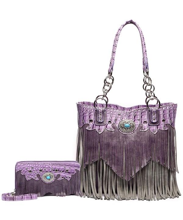Western Handbag Concealed Country Shoulder
