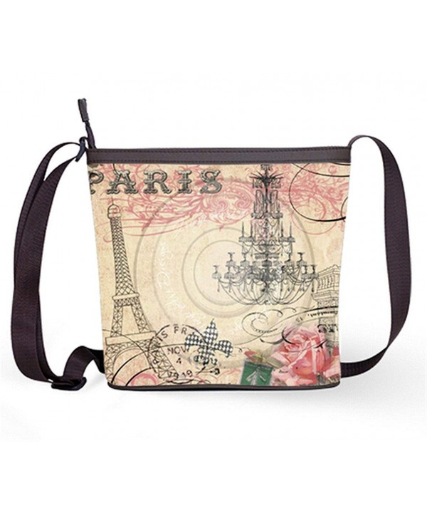 Ladies Sling Bag Shoulder Print