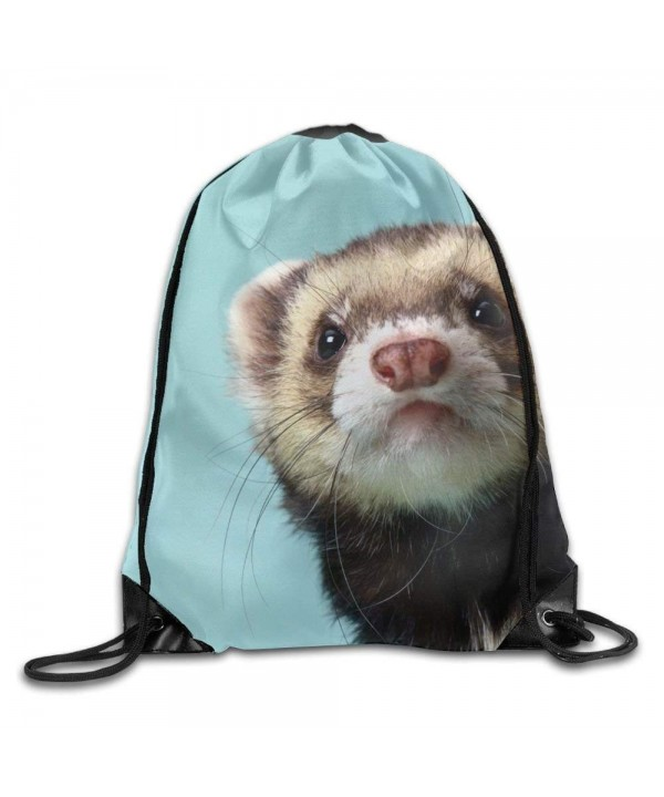 CUW BBCUW Adorable Drawstring Backpack