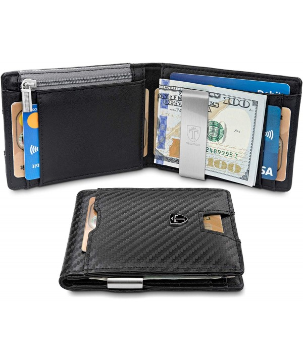 Wallet compartment LONDON Minimalist Bifold
