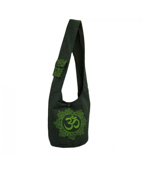 Olive Green Cotton Sling Design