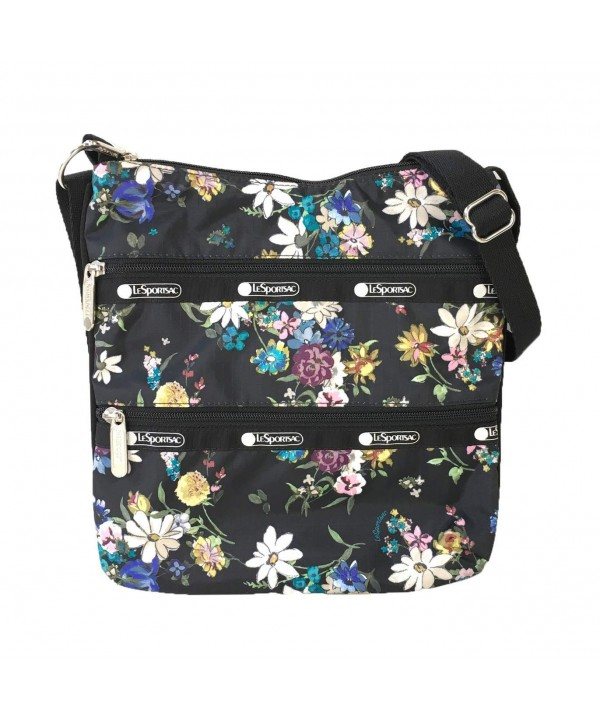LeSportsac Kylie Crossbody Endless Fields