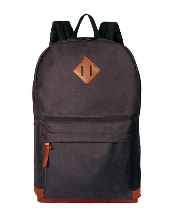 Classic Waterproof Lightweight Backpack Bookbags