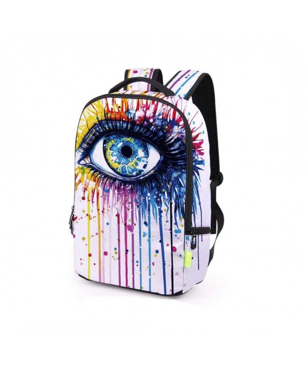 Kingfansion Galaxy Travel Leisure Backpack