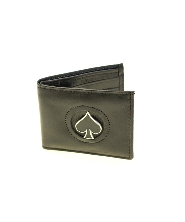 Bifold Wallet Spade Leather America