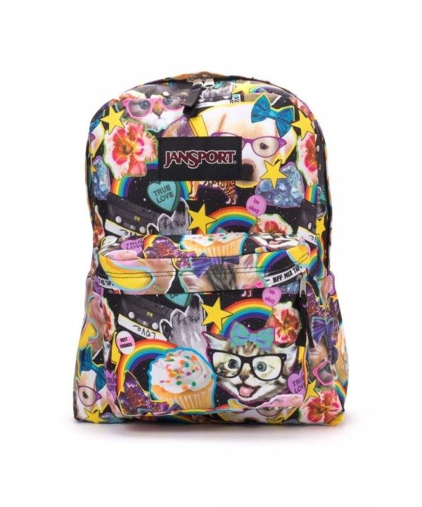 Jansport Black Label Hairball Superbreak