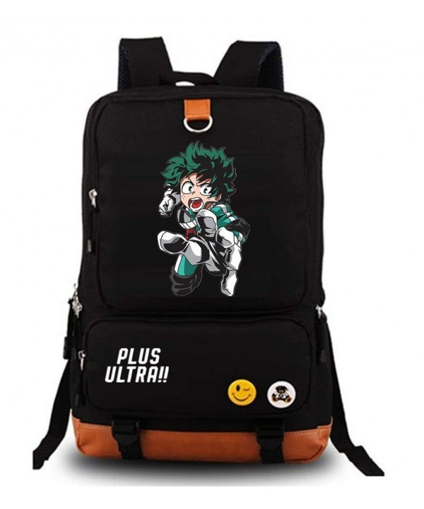 AUGYUESS Academia Cosplay Shoulder Backpack