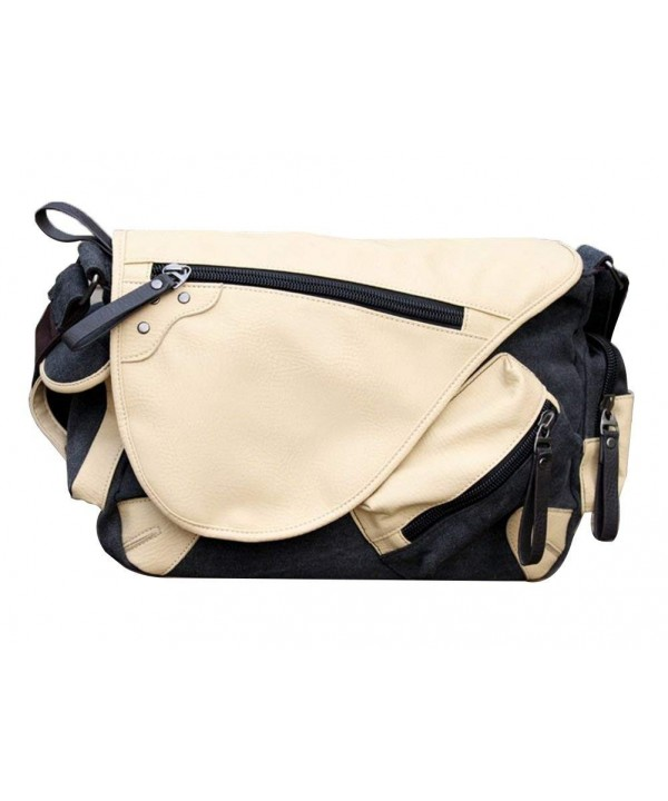 Genda 2Archer Casual Messenger Leather