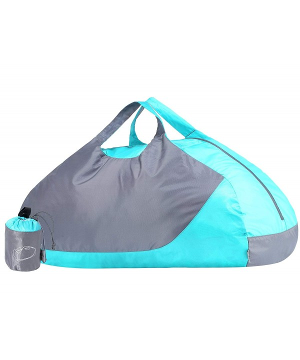 13560 Foldable Duffle Size Teal