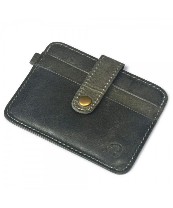 Leather Wallet Multi function Package Compact