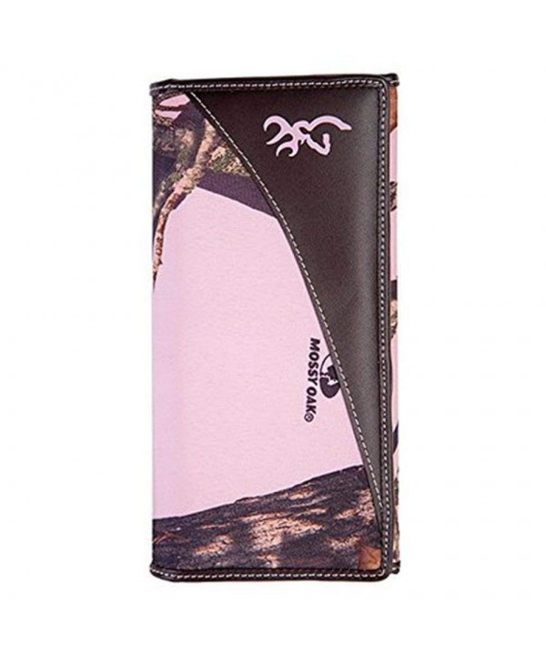 Browning Womens Camouflage Wallet Size