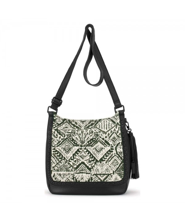 Sakroots Womens Artist Circle Crossbody
