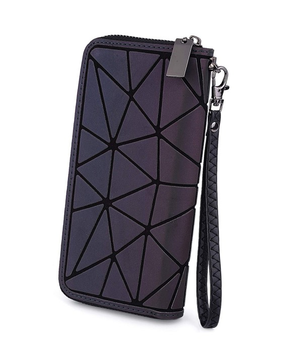 UTO Checkbook Geometric Luminous Holographic